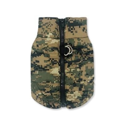 Image of Waterproof Camo Frenchie Vest Frenchie Clothing Custom Frenchie Store C L