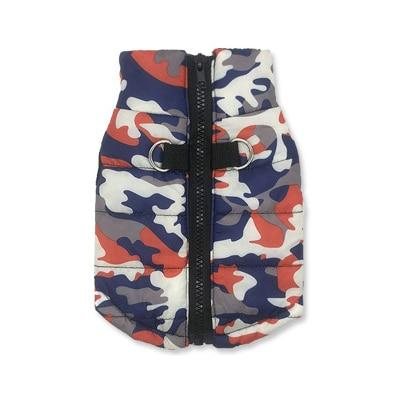 Waterproof Camo Frenchie Vest Frenchie Clothing Custom Frenchie Store F L