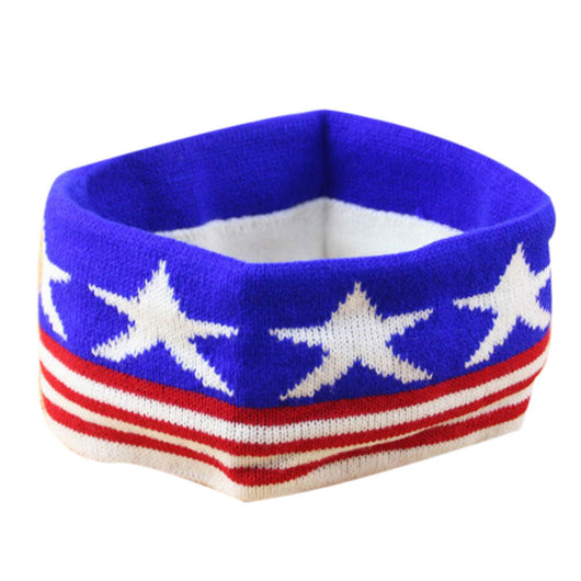 American Flag Yoga Headband