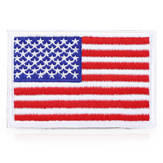 American Flag Embroidered Army Badge Armband Patch