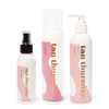 3 Hour Dark Glow Tanning Mousse + Tanning Water + Gradual Tan - cos.u.r