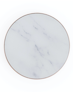 Mase Wireless Charger - Marble White
