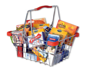 Wired Shopping Basket - Accessories Included