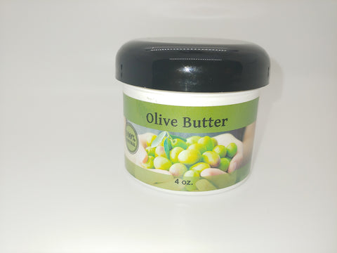 All Natural Olive Butter