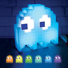 USB PacMan Ghost Light Table Lamp