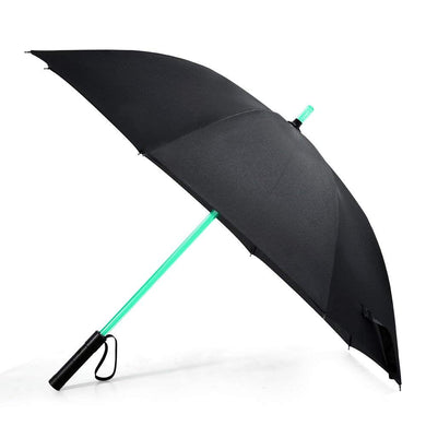Lightsaber LED Umbrella with 7 Colors & Built-In Torch