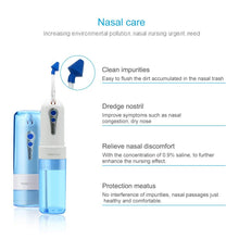 Azdent Cordless Water Dental Flosser for Oral / Nose Hygiene