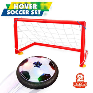 Hovering Air Soccer Ball