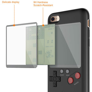 Retro Gaming iPhone Protective Case (Tetris)
