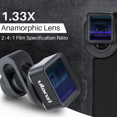 Ulanzi Universal Smartphone Anamorphic Lens For Film-making
