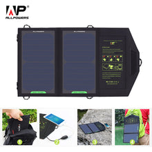 Allpowers 10W Outdoor Solar Panel Charger for Smart Phones & Tablets