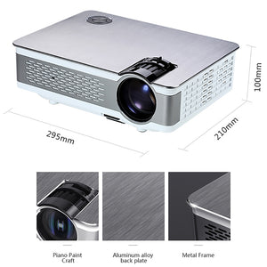 AUN AKEY5 Full HD Video Projector with WIFI / Bluetooth Support