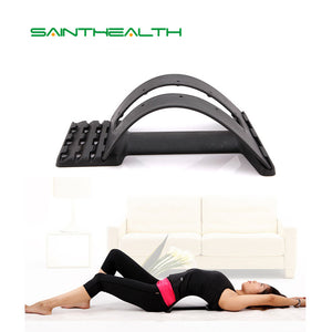 Saint Health Multi-Level Back Stretching Device