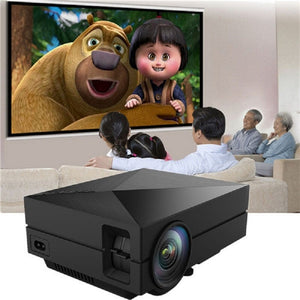 Coolux GM60 1000 Lumens Mini Video Projector