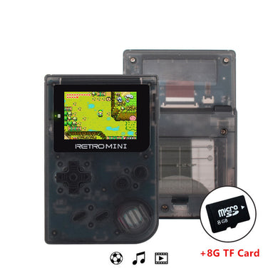Portable Gaming Console 2 inch Screen with 940 Built-in Games