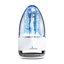 LED Dancing Music Fountain Bluetooth Speaker with Subwoofer