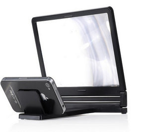 Mobile Phone Screen Projector & Magnifier Stand
