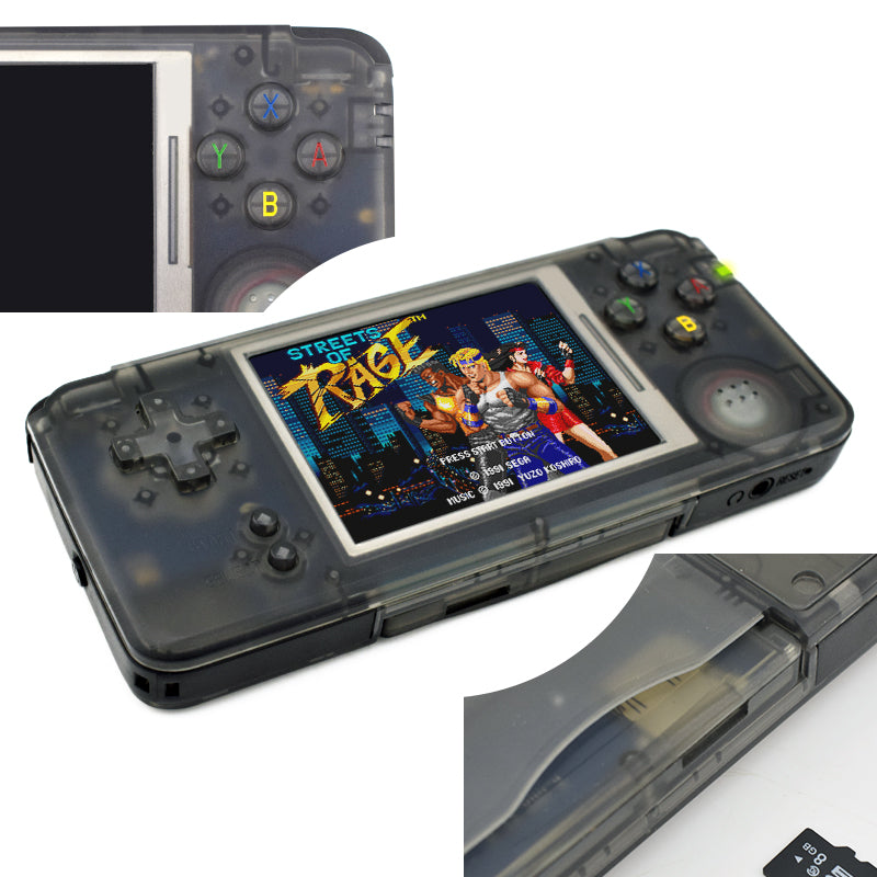 Portable Gaming Console 3 inch Screen with 1000+ Built-in Games