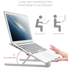 Foldable Laptop & Tablet Stand Holder