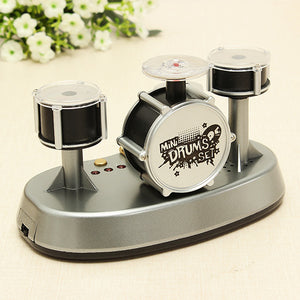 Mini Finger LED Light Drum Set