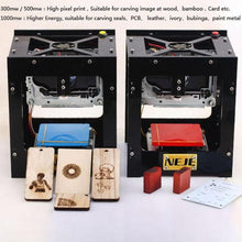 Intelligent Mini Laser Engraving Machine