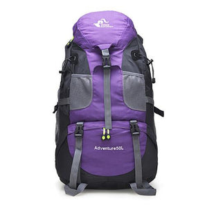 Multipurpose All Weather 50L Hiking Backpack