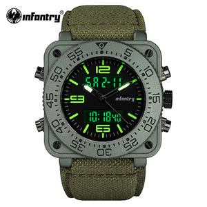Digital Camouflage Style Watch for Men