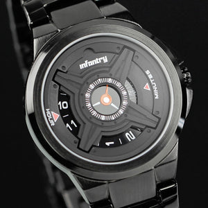 Black X Sports Techno Watch for Men