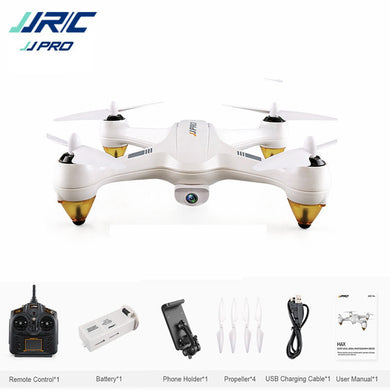 JJRC JJPRO X3 2.4G 6CH WiFi FPV 1080P Full HD Camera RC Quadcopters Drone