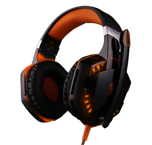 Kotion G2000 Gaming Headset for PC & Gaming Console with Mic