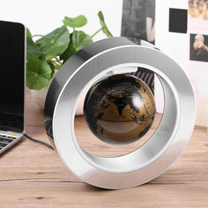 Magic Magnetic Levitating Globe with LED Lights