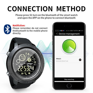 Waterproof Smart Watch for Apple & Android Mobile Phones