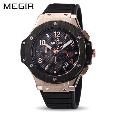 Big Bang Chronograph Quartz Watch for Men