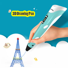 Myriwell 3D Printer Pen with 100m 20 Colors ABS Filament
