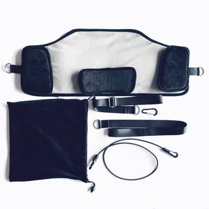 Portable Cervical Traction and Relaxation Device for Neck Pain Relief