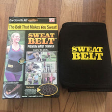 Sweat Belt - Ultimate Waist Trimmer One Size Fits All