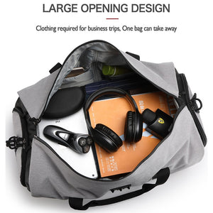 Waterproof Multi-Functional Travel Business Backpack