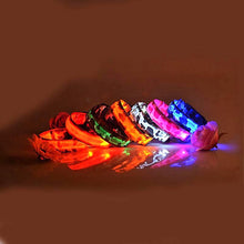 Camouflage Stylish LED Illuminating Pet Dog Collar