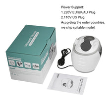 Ultrasonic Cleaner 600ml 35W 40kHz For Washing Coins, Jewelry, Watches, Glasses