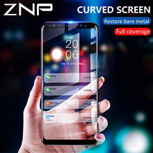 Full Cover 6D Scratch Proof Screen Protector For Samsung Phones (Pack of 2)