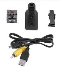 SQ11 Mini Spy Camera with HD 1080P & Night Vision