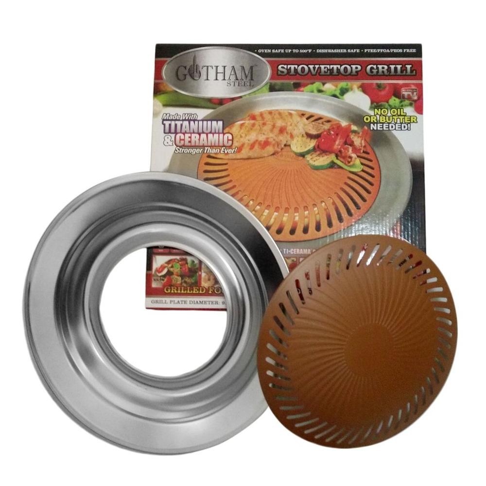 Smokeless Indoor Barbeque Grill