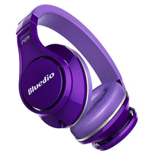 Bluedio UFO Bluetooth Wireless 3D 8 Drivers HIFI Headphones