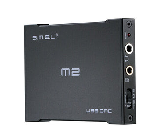 SMSL M2 PRO Portable Headphone Amplifier for Smartphone, Laptop, Computer