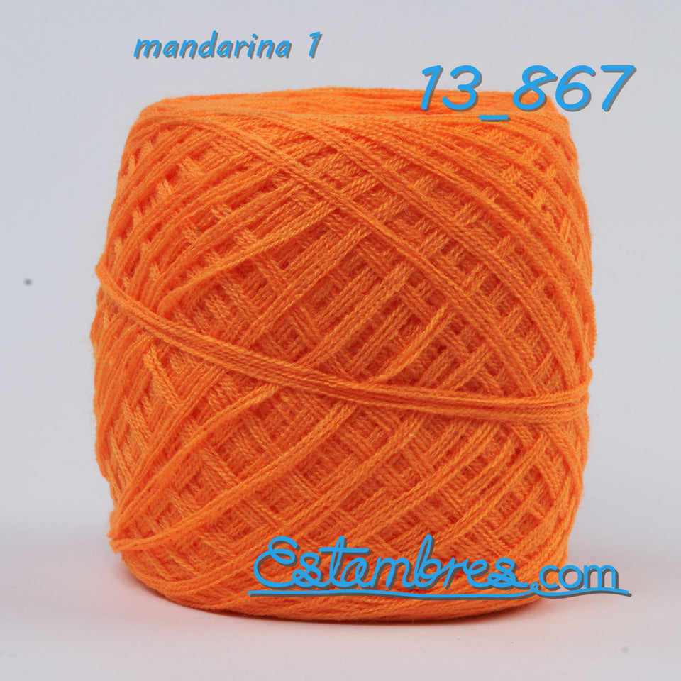 Acrilan 3 Hebras [100grs] 1/2 - Unwound 3-ply Acrylic yarn for knitting, embroidery and crafts
