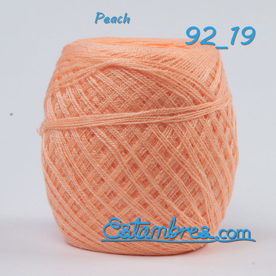 Acrilan 3 Hebras (100grs) 2/2 - Unwound 3-ply Acrylic yarn for knitting, embroidery and crafts