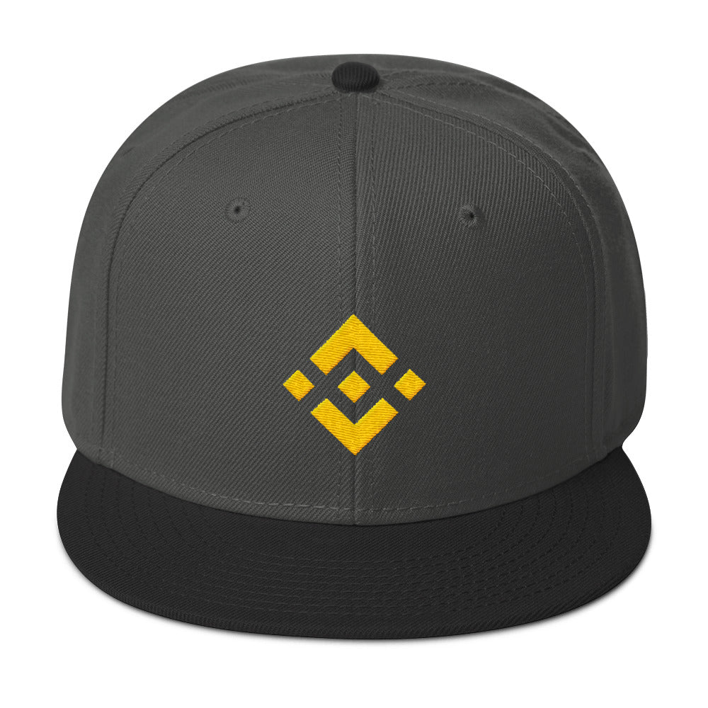 Binance Snapback Hat