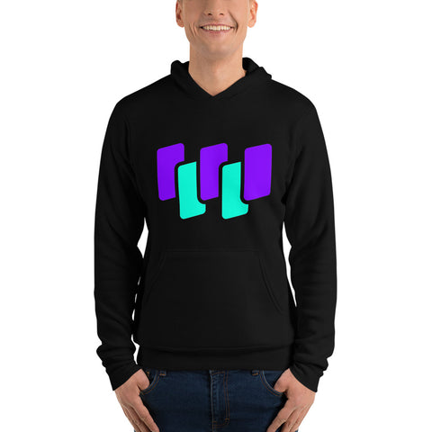Derebit Exchange Unisex hoodie