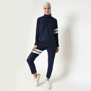 Eshal Set - Navy