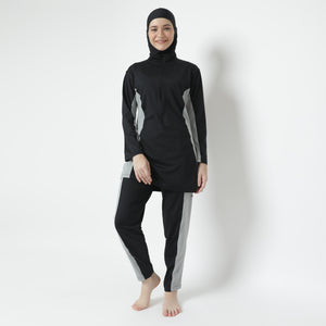 Zenifa Swimwear - Black